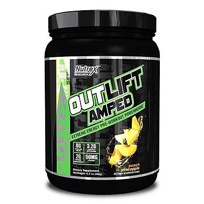 NUTREX RESEARCH OUTLIFT AMPED POWDER