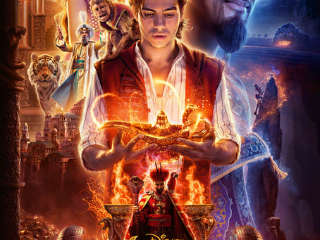 Concours - visionnement spécial à l'avance : Aladdin de Disney