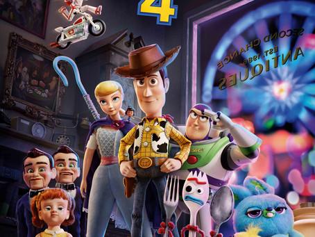 Concours - première québécoise du film Histoire de Jouets 4 de Disney • Pixar!
