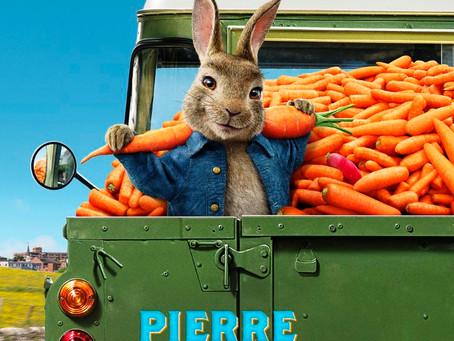 Concours - visionnement spécial : Pierre Lapin 2™ : Le fugueur