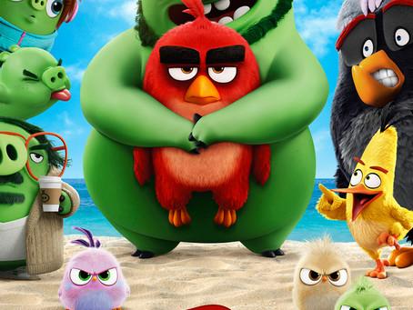 Concours - visionnement spécial à l'avance : Angry Birds Le Film 2!