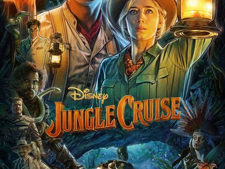 "Contest - Advanced Screening: Disney's ""Jungle Cruise"""