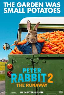 Contest - Advanced Screening: Peter Rabbit™ 2: The Runaway
