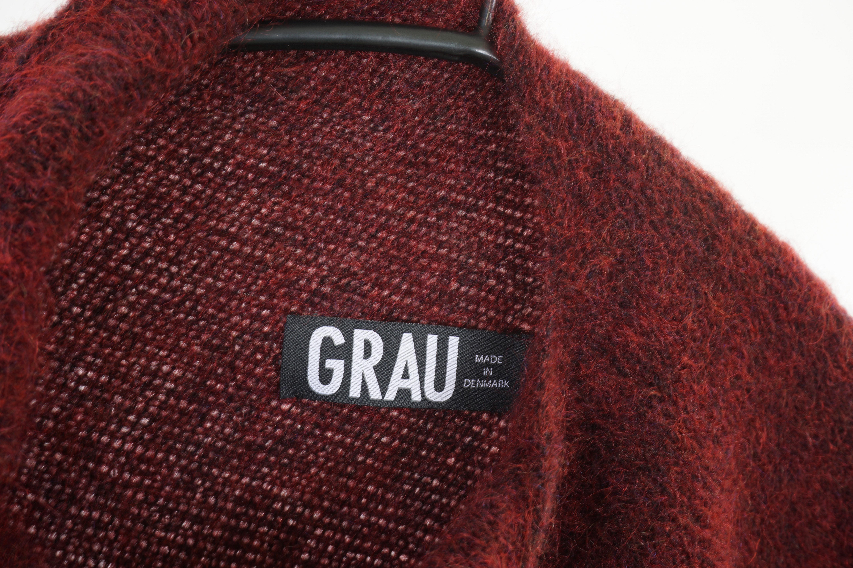GRAU Haute Tricot - Design Strik