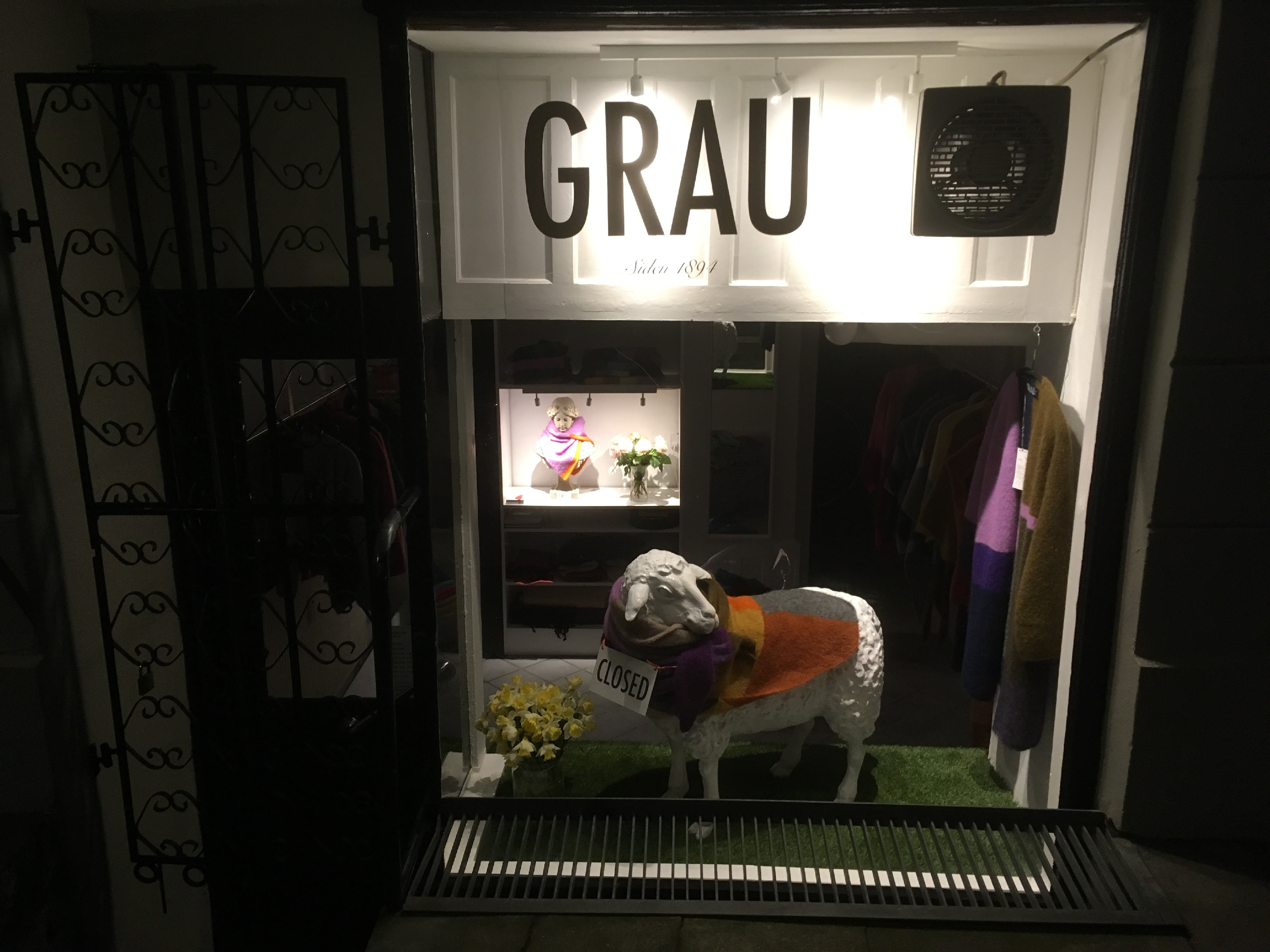 GRAU Boutique