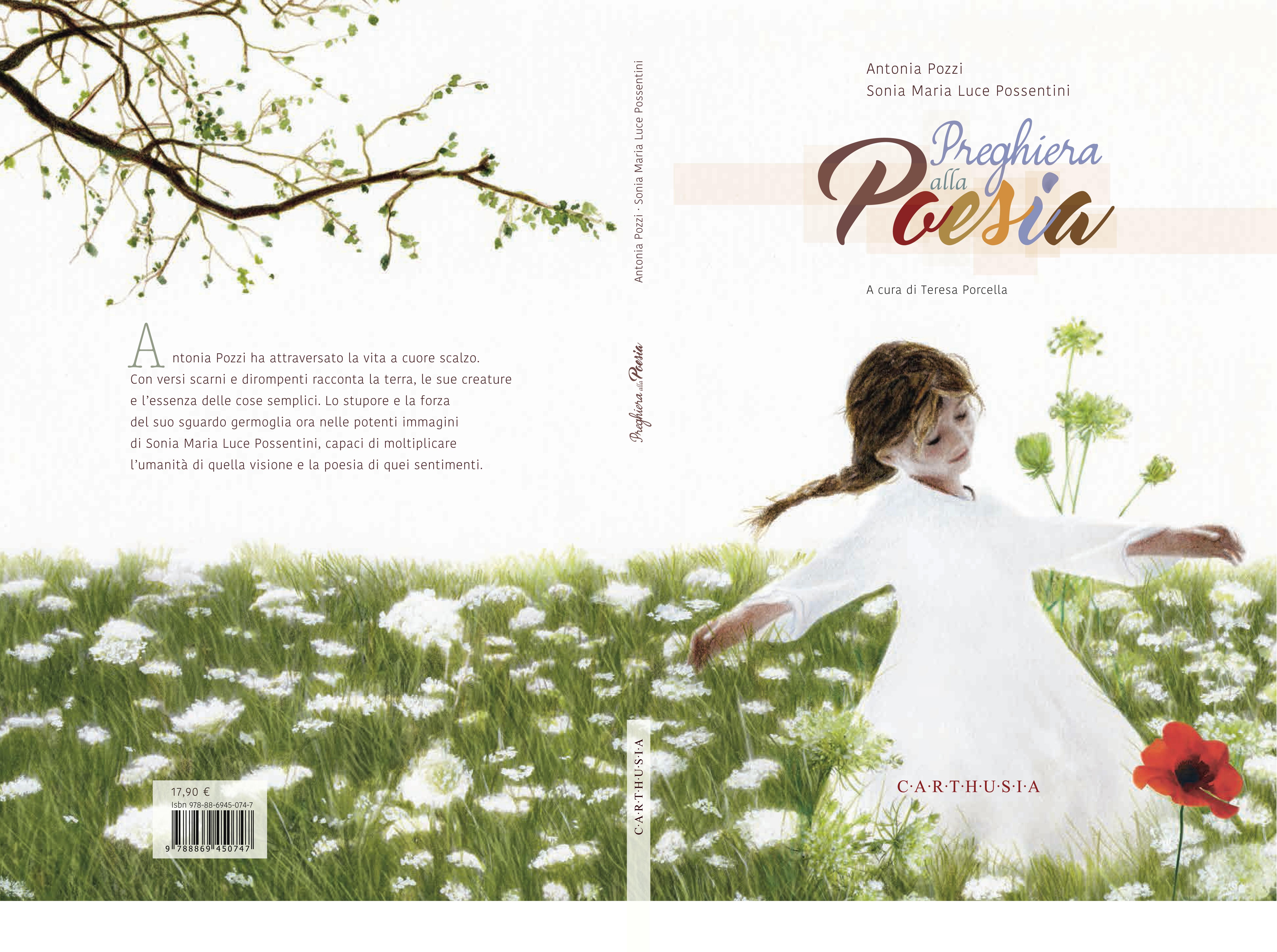 Preghiera Alla Poesia Antonia Pozzi Cart