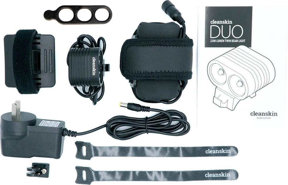 708744269348$CleanSkin Duo 2200 Lumen Front LED Light - With GoPro Mount!05.jpg