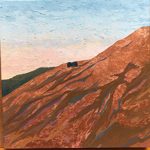 Red Rocks - work in progress