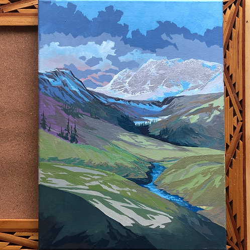 Rocky Mountain National Park - work in progress