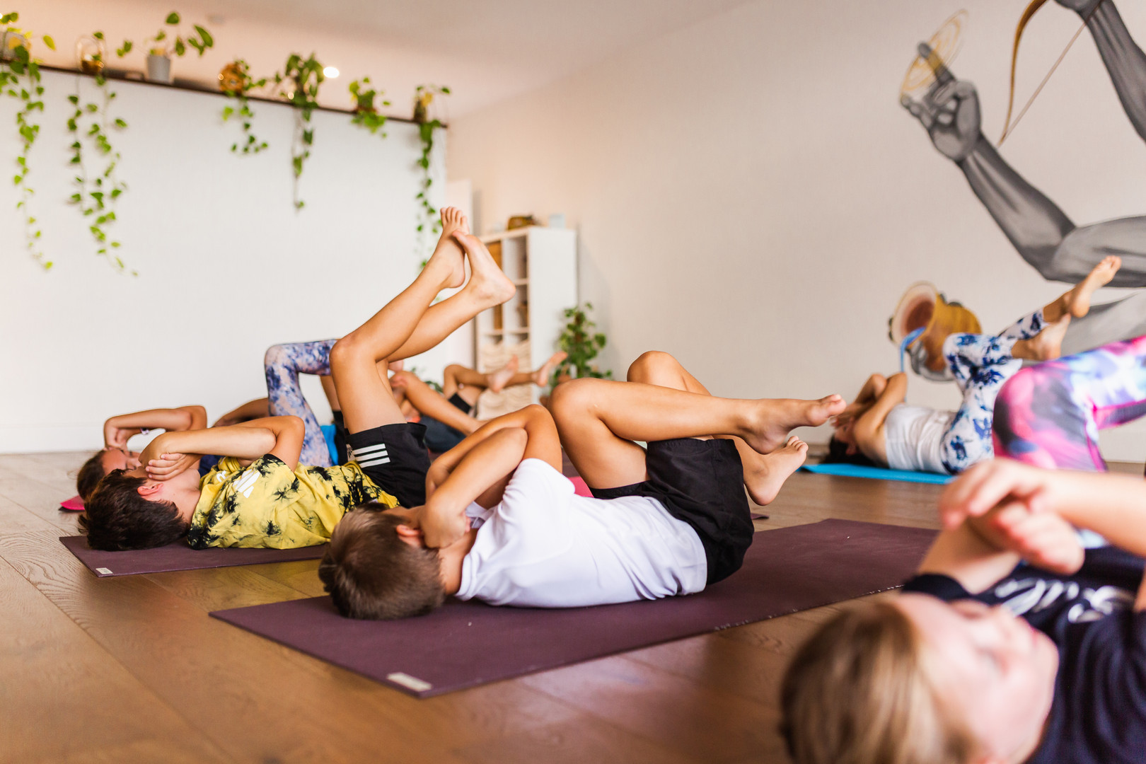 For the Folk Yoga and Wellness - Yoga for Kids