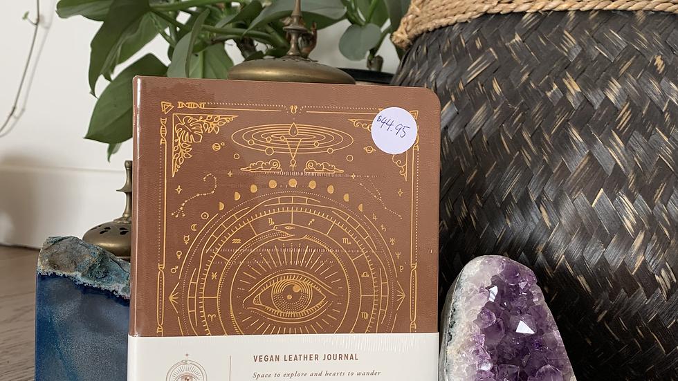 Magic of I - Journal - Lined - Desert Brown