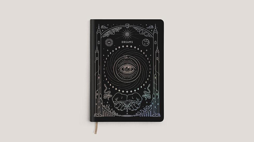 Magic of I - Ether Dream Journal - Black