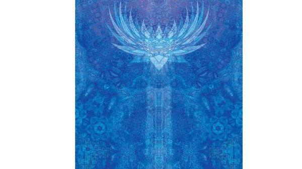 Eco Luxe Yoga Mats 4.5mm - Sundari Moonrise