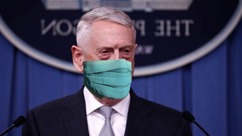 General Mattis Quits Trump White House And Pursues Easier Job Of Trying To Cure Cancer