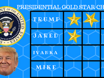 After Staying On Script During Syria Speech, John Kelly Gives Trump His First Gold Star Sticker