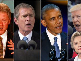 Trump Blames Obama For Lack Of Corona Virus Prep, Obama Blames Bush, Bush Blames Clinton, Clinton Bl