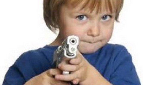 After Four-Year-Old Accidentally Shoots Baby In The Face, NRA Proposes Arming Defenseless Toddlers