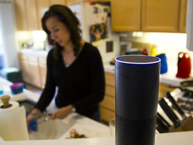 Area Mom's Alexa Smart Speaker Serves Entire Existence Playing Nothing But Michael Bublé Music