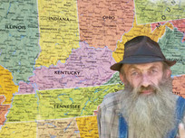 Kentucky Resident Furious His State Is Pink On Map Of United States
