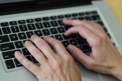 Keyboard Pounding Atheist Positive He Is Only One More Facebook Comment Away From Convincing Christi