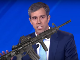 Beto O'Rourke Announces Plan To Take AR-15s From 10 Different Families Every Month For A Year