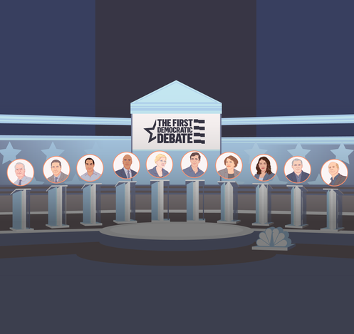 Democratic Debate Analysis: Sheesh, We Get It, You Guys Speak Spanish