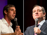 Ted Cruz Says It's Unfair That Opponent Beto O'Rourke Has A Face People Aren't Compelled To Punch