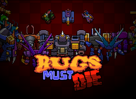 Game Review: Bugs Must Die Must Try Harder