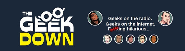 Geek Down logo
