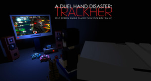Game Review  A Duel Hand Disaster: Trackher
