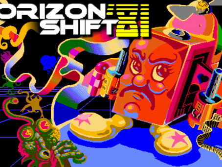 Game Review: Horizon Shift '81