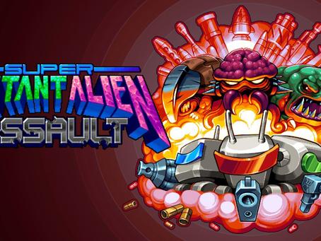 Game Review: Super Mutant Alien Assault Nintendo Switch