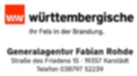 Logo Württembergische Versicherung