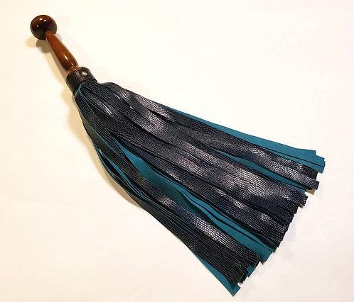 Prussian Blue / Teal Flogger