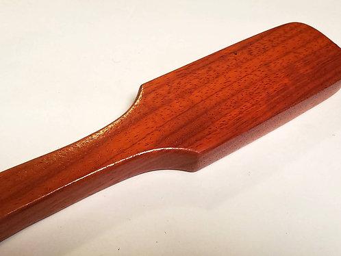 Red Hairbrush Paddle