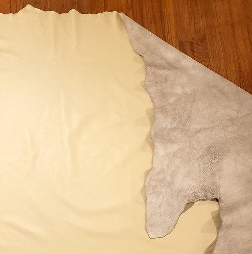 Light Tan Leather Blanket