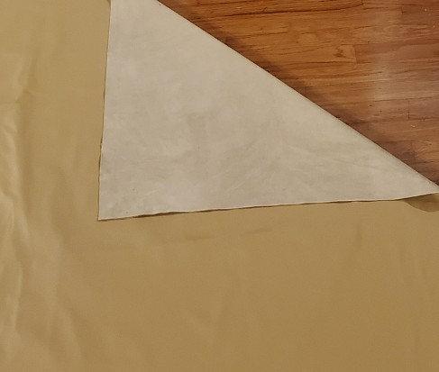 Tan Leather Blanket