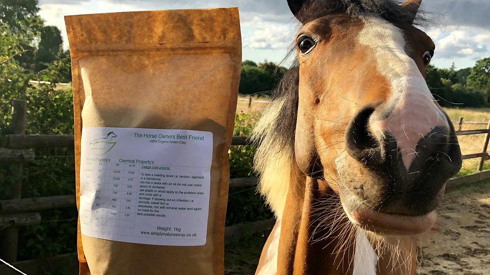 Equestrian Green Clay