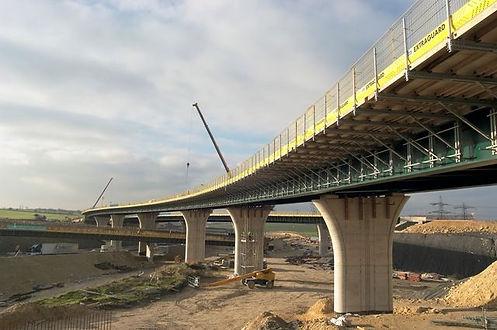Bridge Load Testing Doha