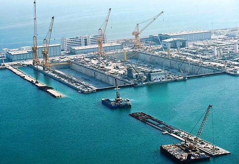 Concrete Testing Marine Structures
