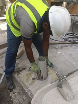 Concrete Training Qatar