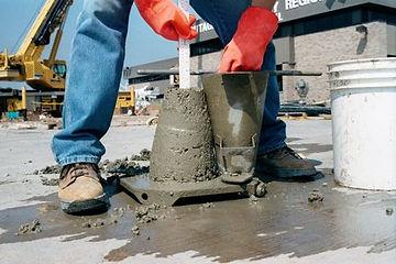 Concrete Testing CTL Group Qatar