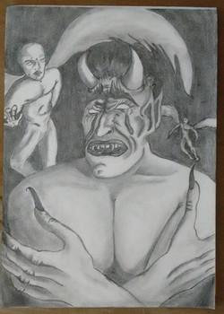 Choro de um demônio