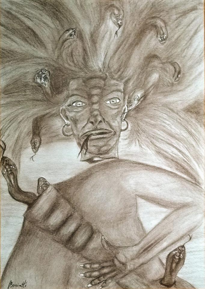 Agonia de Medusa