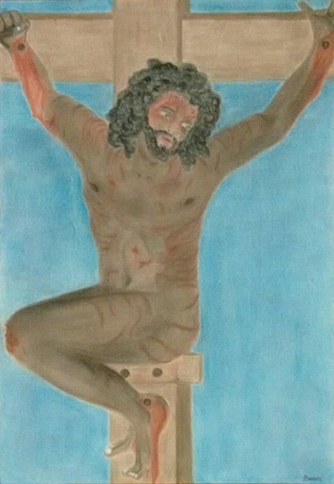 Estudo da crucificação em cores