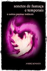 sonetos de fumaca e temporais e outros poemas indoceis; obra de andre boniatti