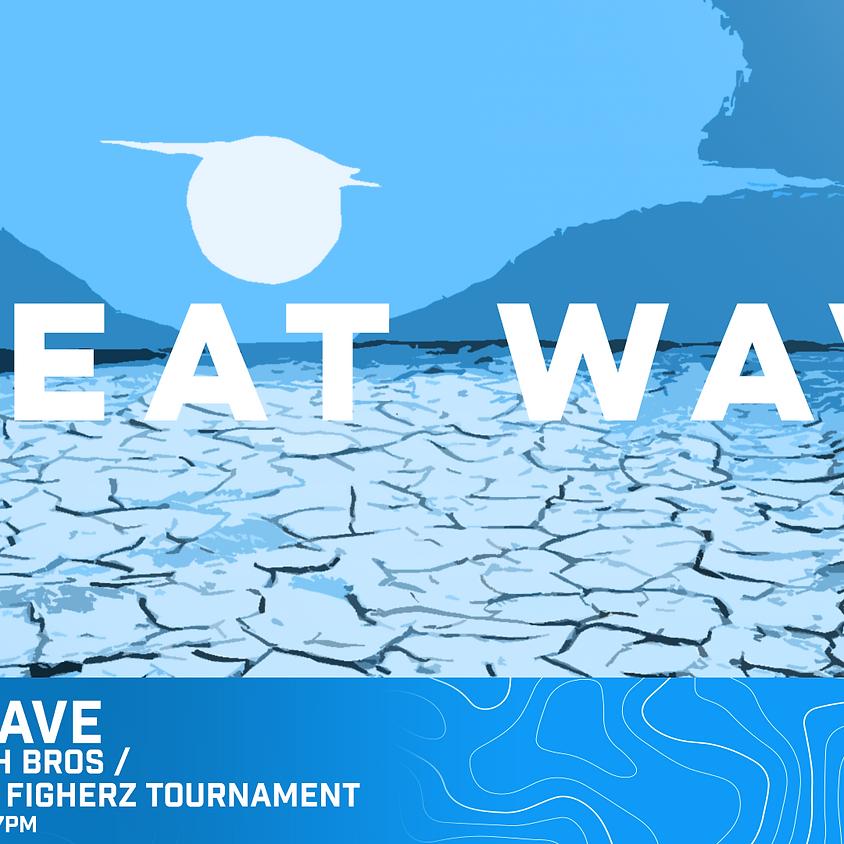 Heatwave : Super Smash Bros | Dragonball Fighterz