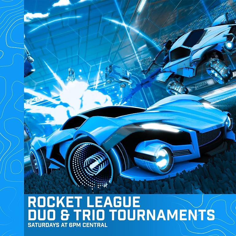 Rocket League Duos and Trios (8/07)