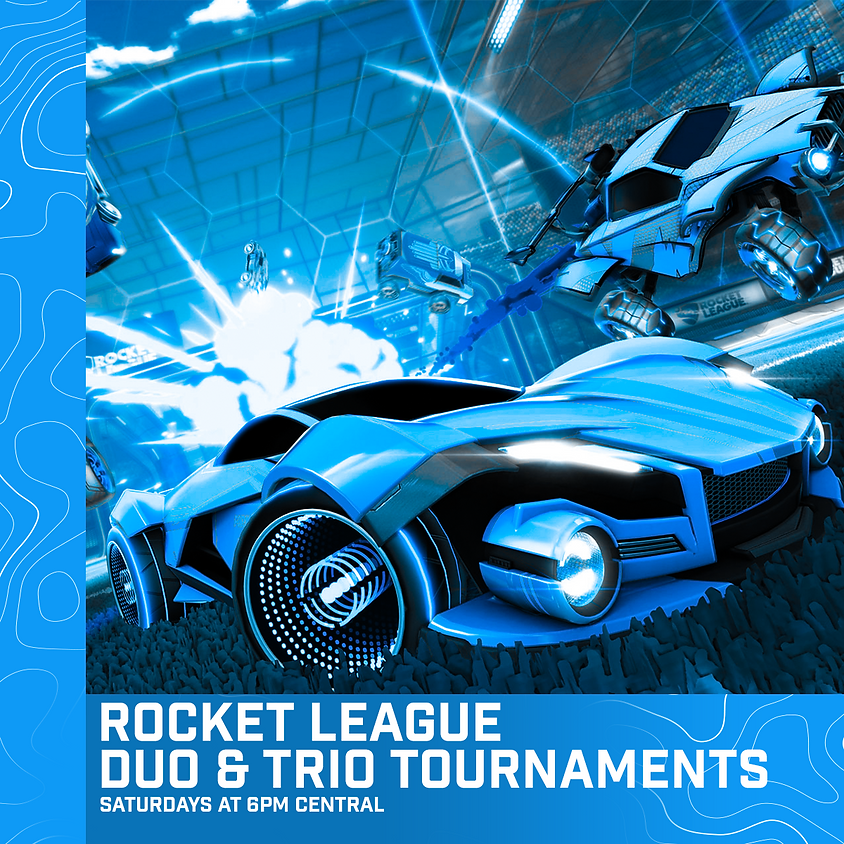 Rocket League Duos and Trios (8/14)