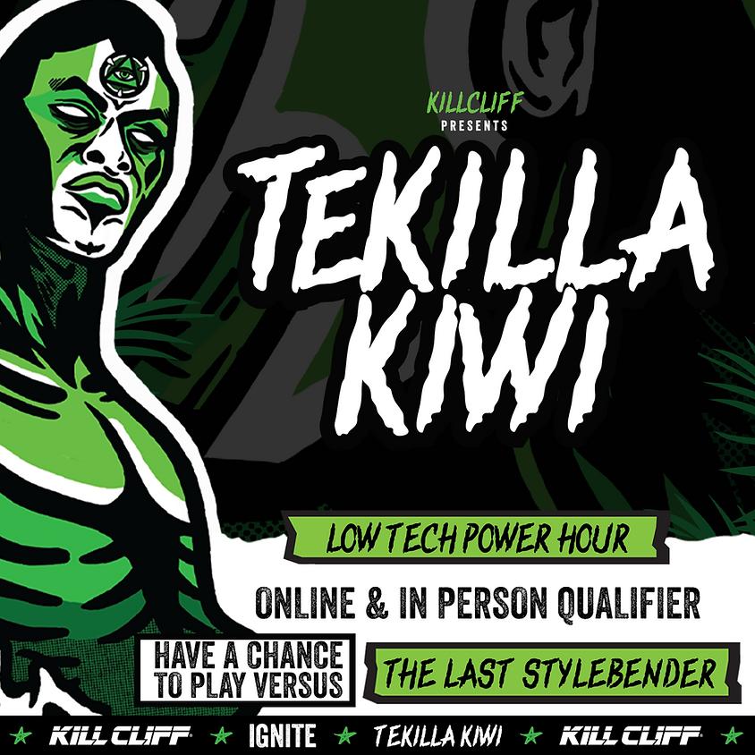 Kill Cliff's Low Tech Power Hour - Tekilla Kiwi (In Person)